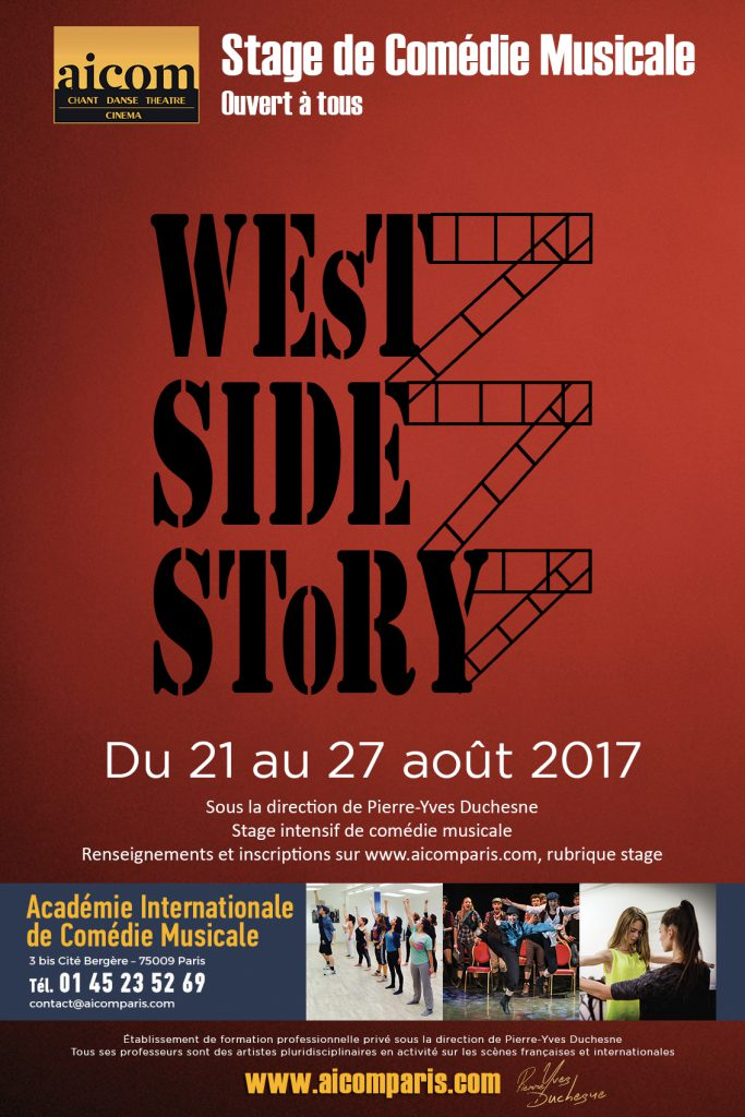 affiche-stage-west-side-story-aout-2017-new